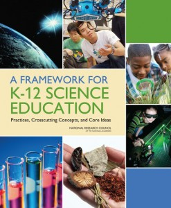 A Framework for K-12 Science Education from the National Research Council (NRC)