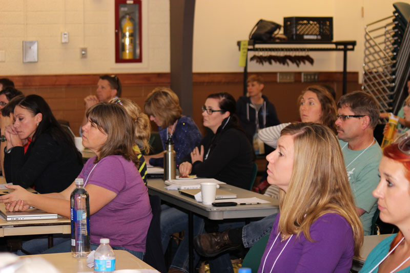 MPRES Professional Development prepares teachers to embrace 3-Dimensional teaching.
